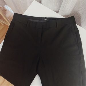 THEORY black suit pant trouser